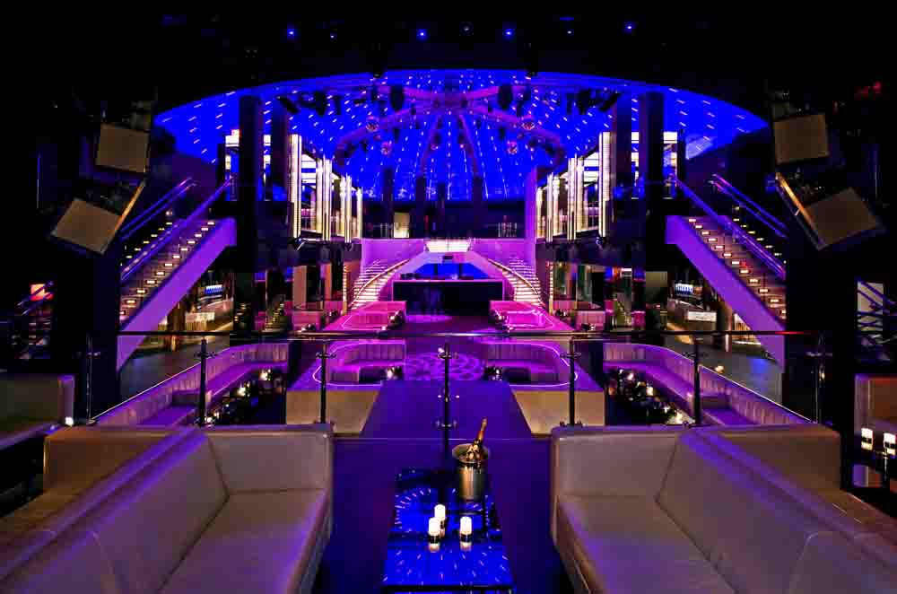 Live Design LIV Nightclub In Miami Celano Design Studio